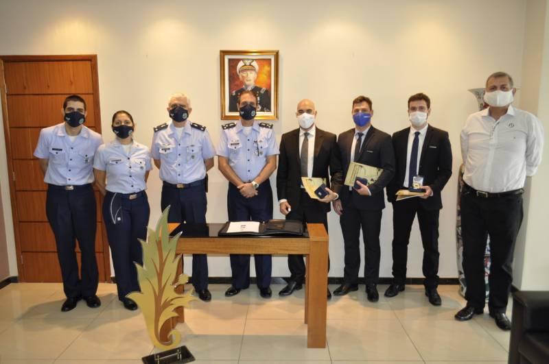 SENAI CETIQT produzirá uniformes utilizados pela Força Aérea Brasileira