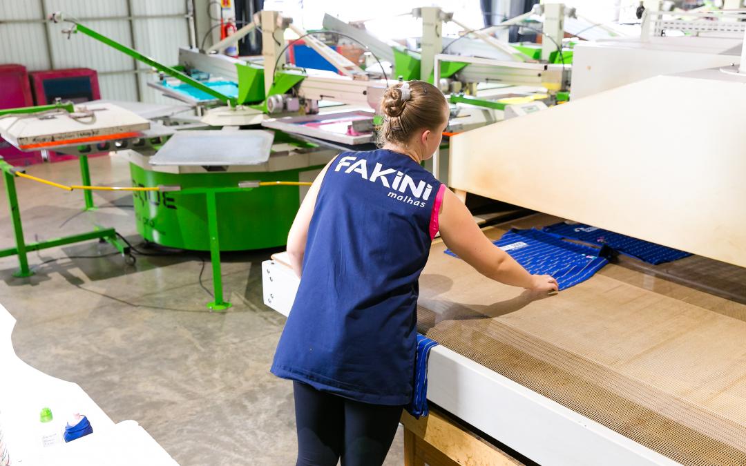 Preparada para crescer: Fakini amplia parque fabril e investe em tecnologia