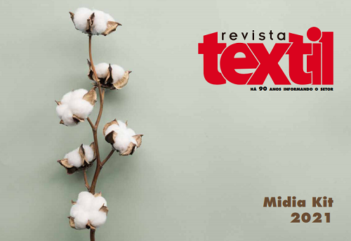 Revista Têxtil: Midia Kit 2021