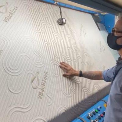 Tecnologia para tecido de colchão pode ajudar hotéis e pousadas a atrair turistas na pós pandemia