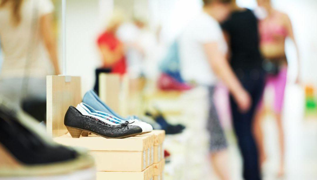Calçados e produtos têxteis terão aumento expressivo de ICMS em São Paulo