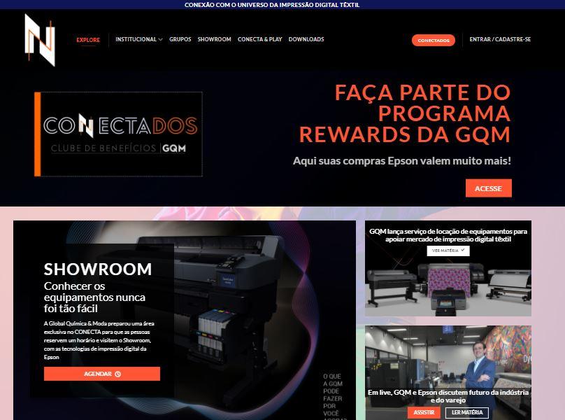 Empresa lança plataforma multimídia para conectar empresas e profissionais da área da impressão digital