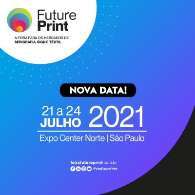 Nova data da Future Print