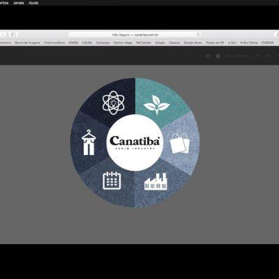 Canatiba lança novo site