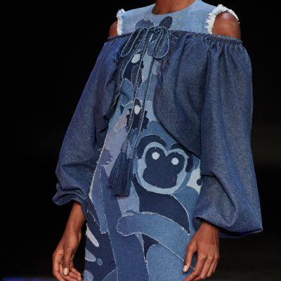 Gabriella Rodrigues vence concurso Inova Denim e ganha máquina de costura Sansei