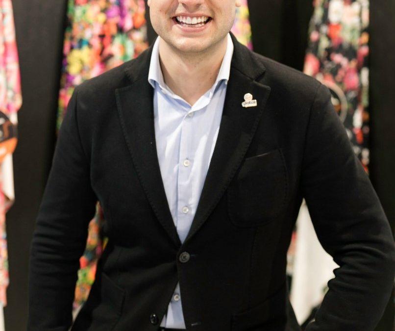 Felipe Sanchez, da GQM: desafio do varejo de moda será aliar produção sustentável e experiência do consumidor