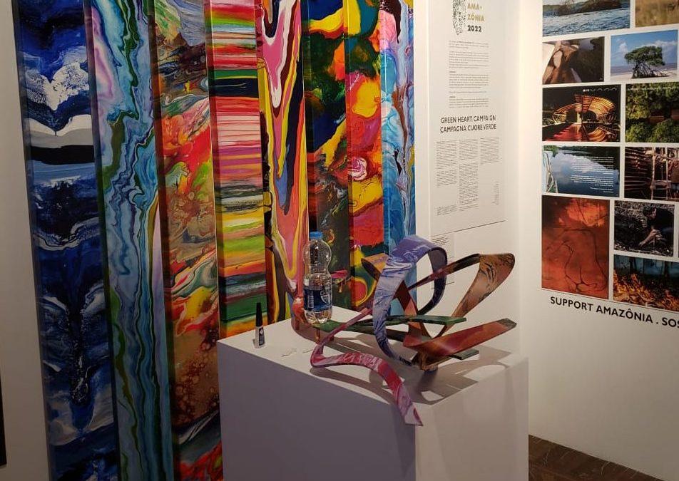 SENAI CETIQT na Bienal de Veneza 2021