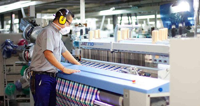 Indústria têxtil é a segunda maior empregadora do país